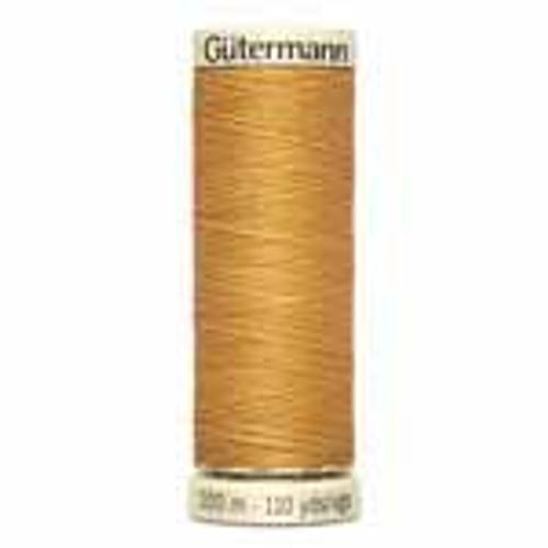 Gold #865 Polyester Thread - 100m