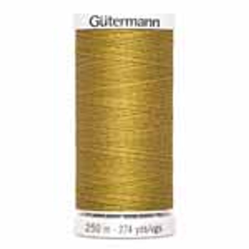 Gold #865 Polyester Thread - 250m