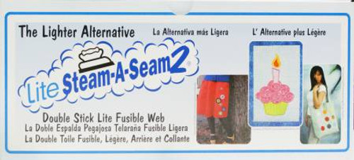 "Steam A Seam 2 Lite 12"" - 1/2 yard"