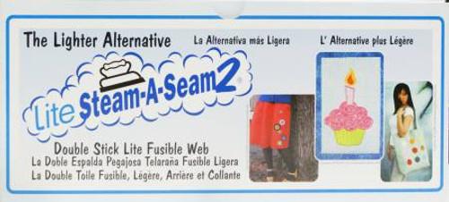"""Steam A Seam 2 Lite 12"""" - 1/2 yard"""