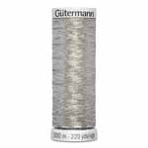 Silver #41 Metallic Thread - 200m