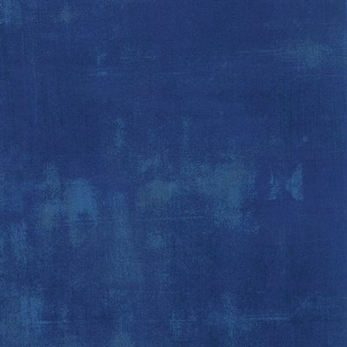 Cobalt Grunge (Blue) - Moda Cotton (530150-223)