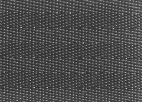 "1"" Webbing by the Yard -Dark Grey"