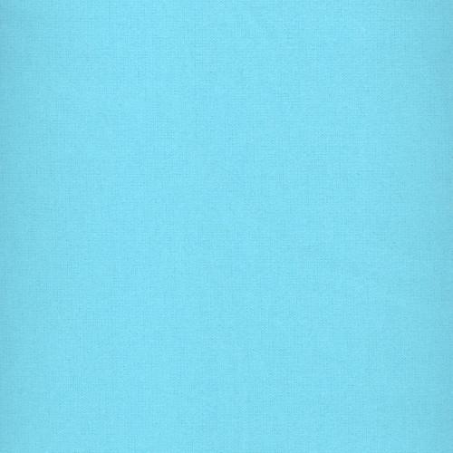 Solid Aqua Flannel - 1/2 yard
