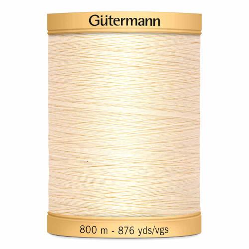 Light Cream #919 Cotton Thread - 800m (4080919)