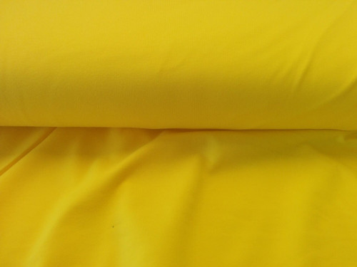Yellow 10oz Knit - 10 YARD BOLT