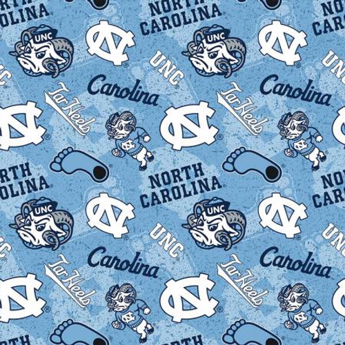 NCAA North Carolina Tar Heels - Sykel Cotton (NC-1178)