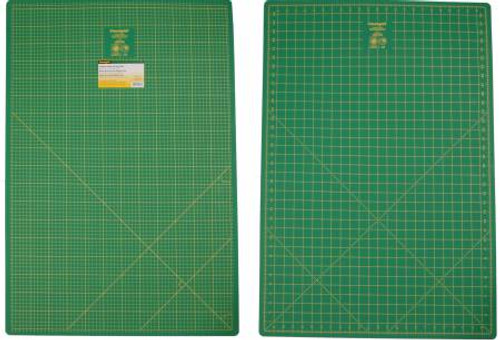 "24x36"" Double Sided Green Cutting Mat Omnigrid (36MDS)"