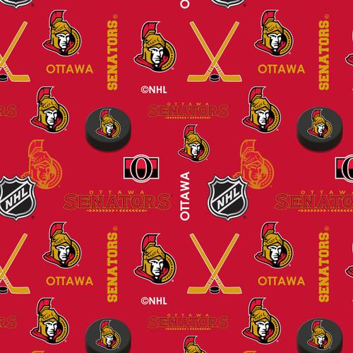Pre-Order* NHL Hockey Ottawa Senators Flannel