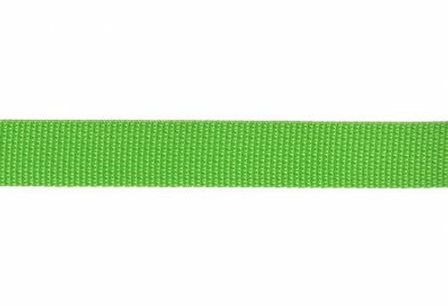 """1"""" Webbing by the Yard - Lime Green"""