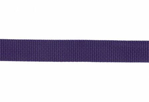 "1"" Webbing by the Yard - Purple"