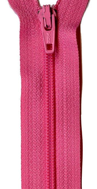 "14"" Zipper - Rosy Cheeks"