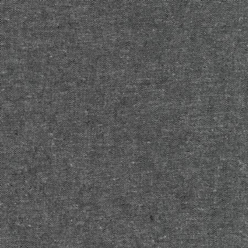 Essex Yarn Dyed Linen - Solid Charcoal