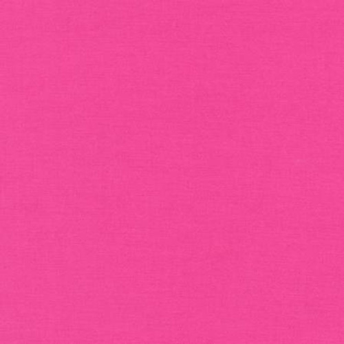 Kona Bright Pink - 1/2 yard