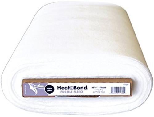 Heat & Bond Fusible Fleece - (FULL BOLT - 11 yards)