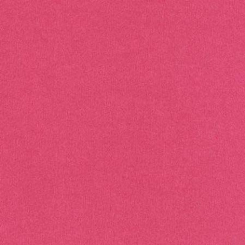 Solid Hot Pink Flannel - 1/2 yard