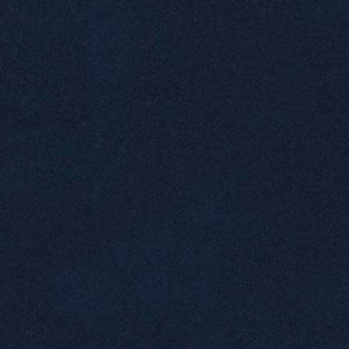 Solid Navy Flannel - 1/2 yard