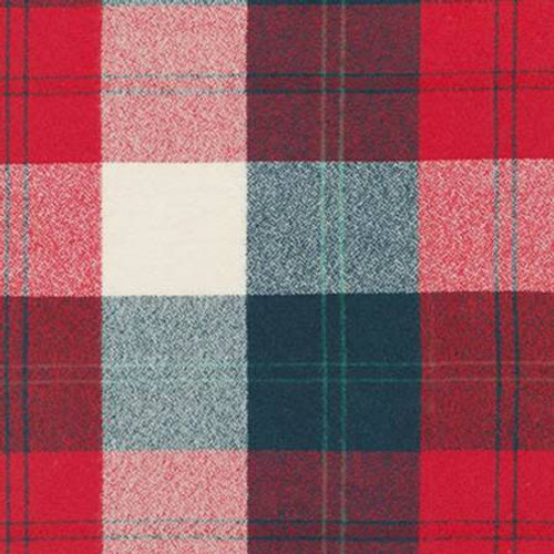 Americana Plaid Mammoth - Robert Kaufman Flannel - 1/2 yard
