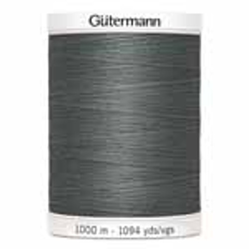 Rail Grey #115 Polyester Thread - 1000m