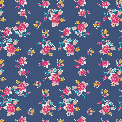 Bohemian Charms Abloom - Art Gallery Cotton (FUS-A-402)