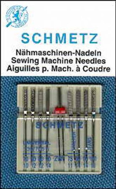 Schmetz Combo Pack Sewing Machine Needles (9 pack)