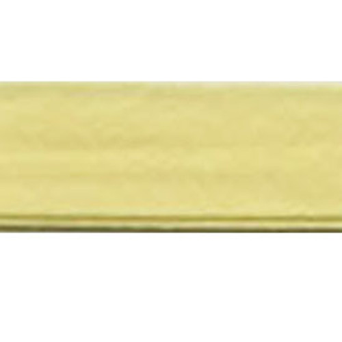 "Light Yellow Double fold Bias Tape 1/2"" - 1/2 yard"