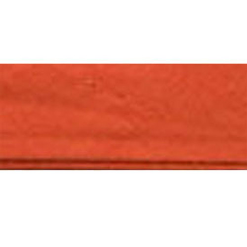 "Orange Double fold Bias Tape 1/2"" - 1/2 yard"