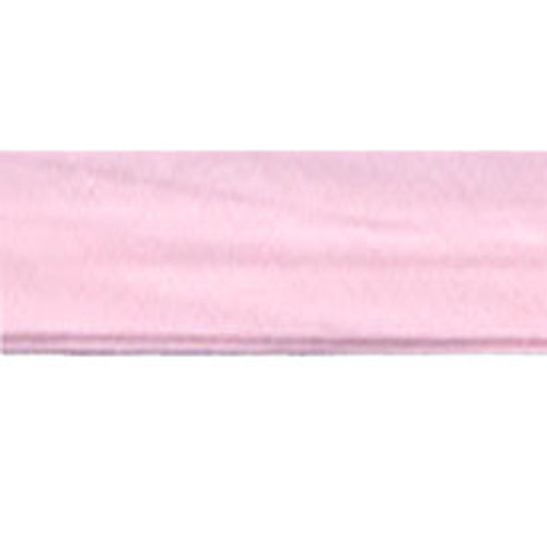 "Light Pink Double fold Bias Tape 1/2"" - 1/2 yard"