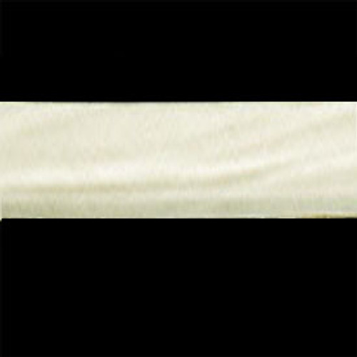 "Ivory Double fold Bias Tape 1/2"" - 1/2 yard"