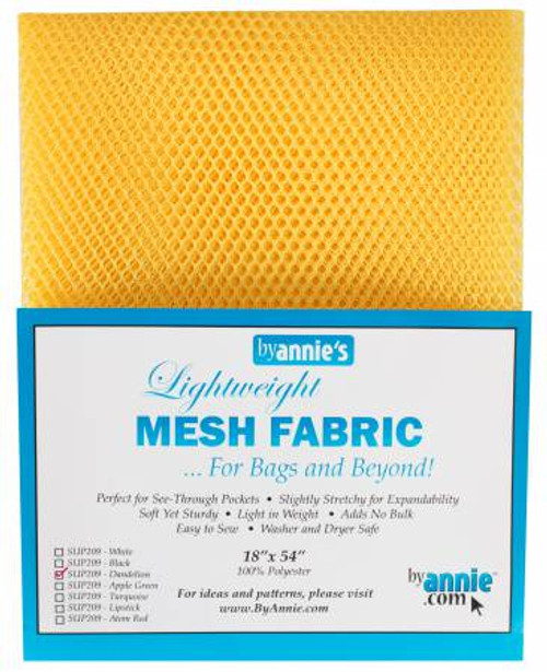 "Mesh Lite Weight Dandelion - 18x54"" package"