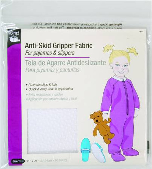 Anti Skid Gripper Fabric Package