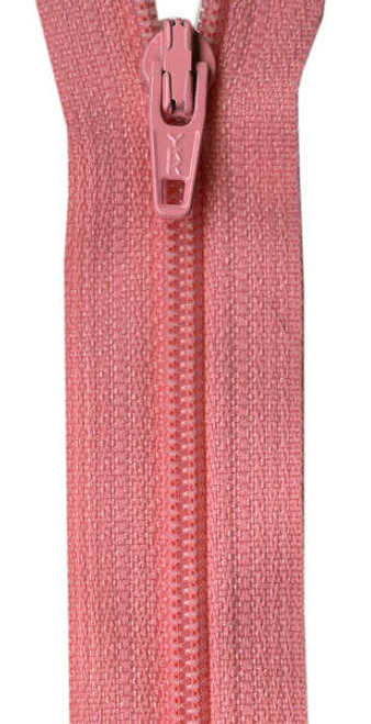 "14"" Zipper - Pink Frosting"