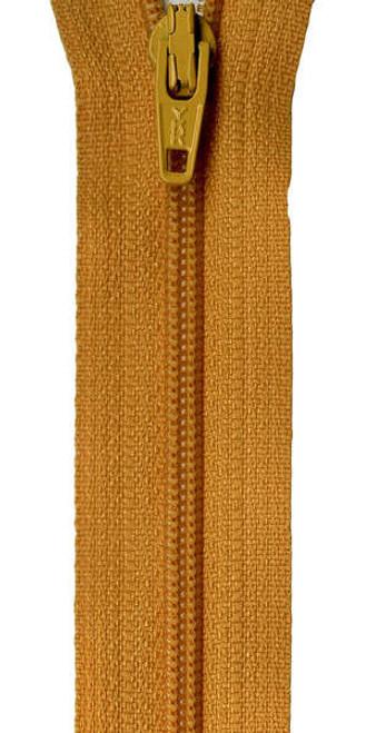 "14"" Zipper - Yukon Gold"