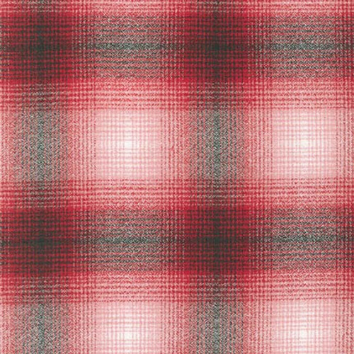 Red/White/Grey Plaid Mammoth - Robert Kaufman Flannel (srkf-14899-3)
