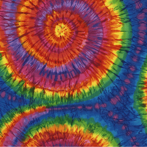 Tribeca Tye Dye - Timeless Treasures Cotton (C3931-MULTI)