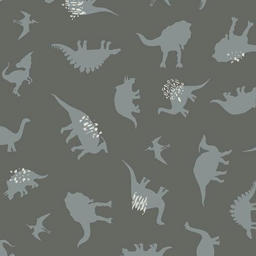 Dinomania Subtle - Art Gallery Knit  (K-76503)