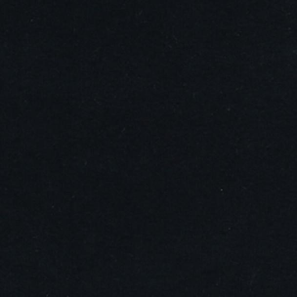 Black 10oz Knit - 1/2 yard