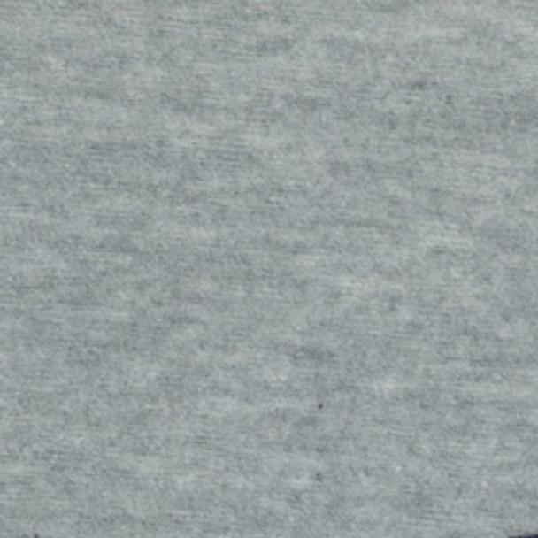 Heather Grey 10oz Knit - 1/2 yard