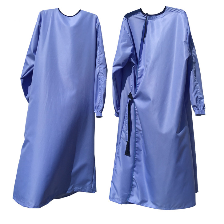 Reusable surgical protective gowns - made to order by Moville Clothing