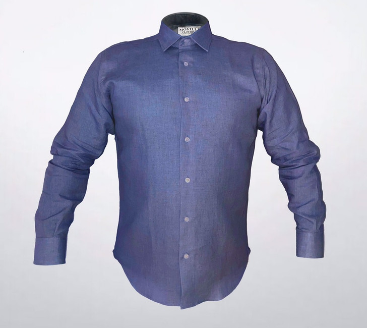 Men's Business and Formal Shirt in Linen