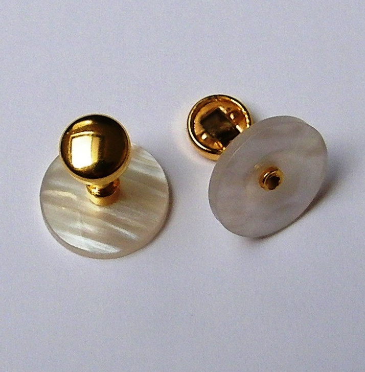Clerical Collar Studs