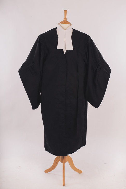 Men's Junior Counsel Barrister Gown