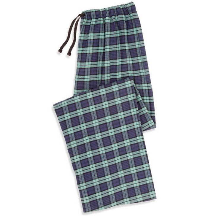 Original Irish Lounge Pyjama Pants by Magee of Donegal - 2 Pockets
