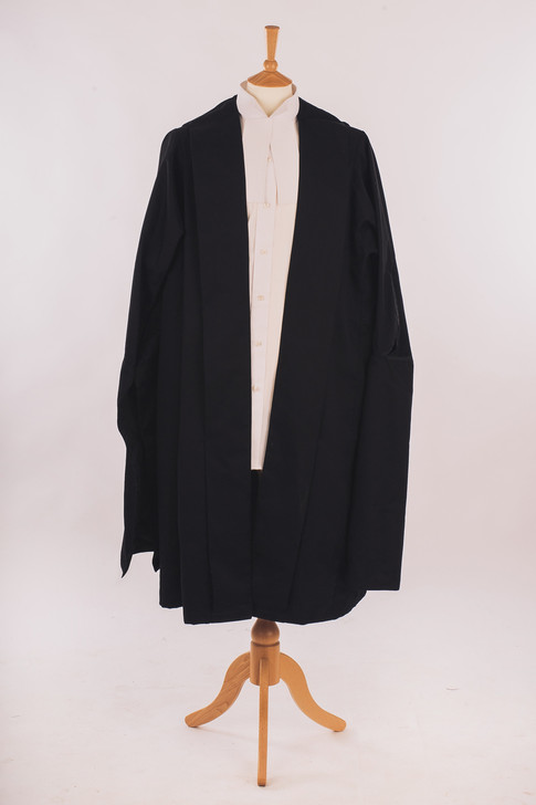Men's Senior or Queens Counsel Barrister Gown