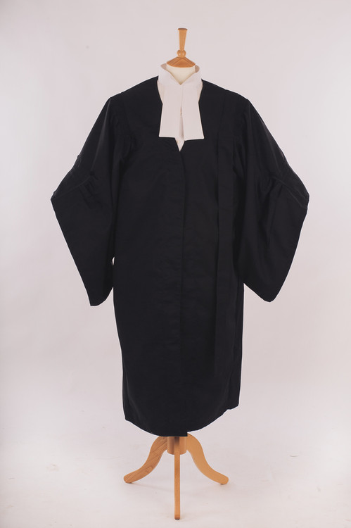 Women's Junior Counsel Barrister Gown