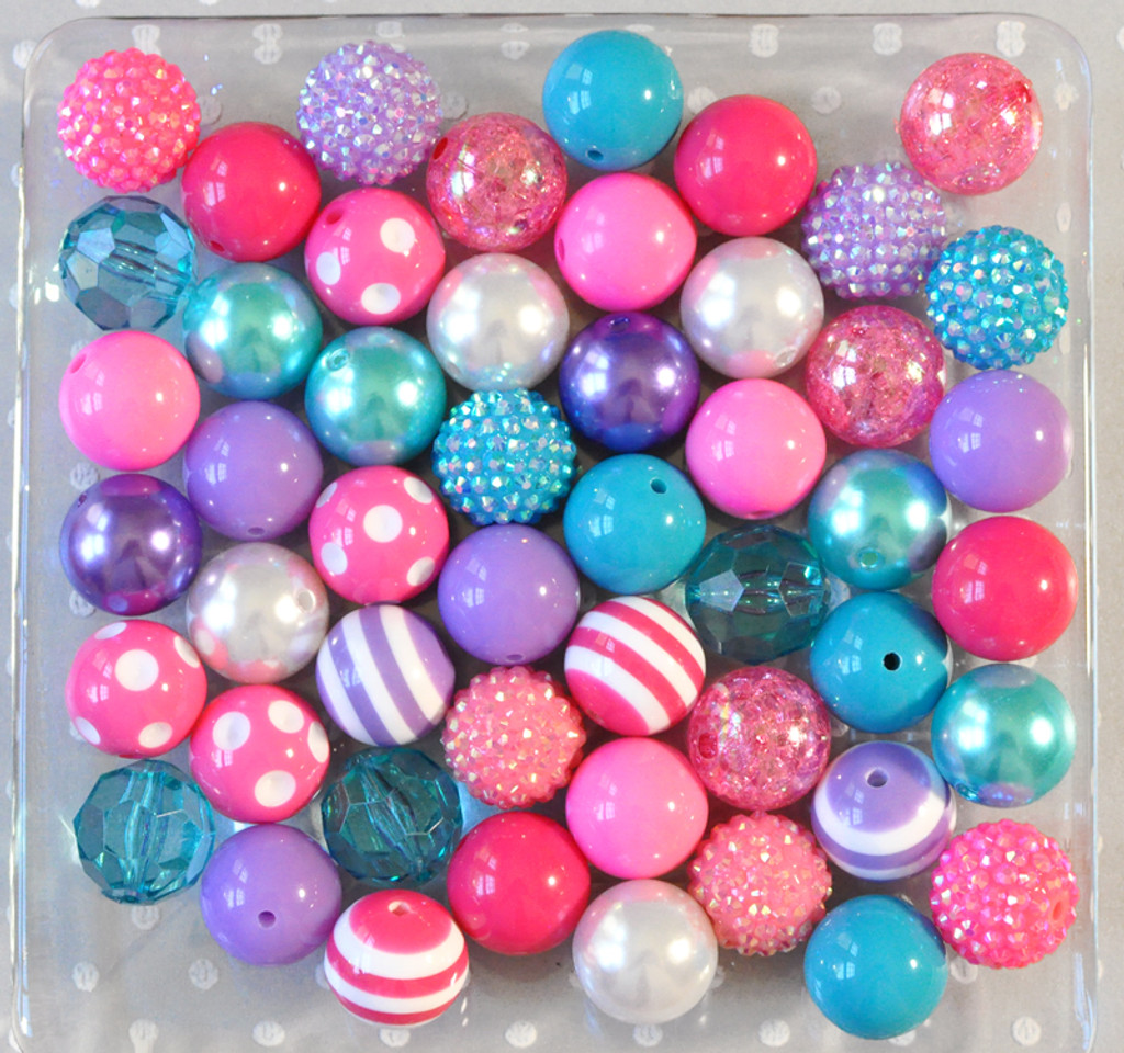 Unicorn Dream bubblegum bead wholesale kit