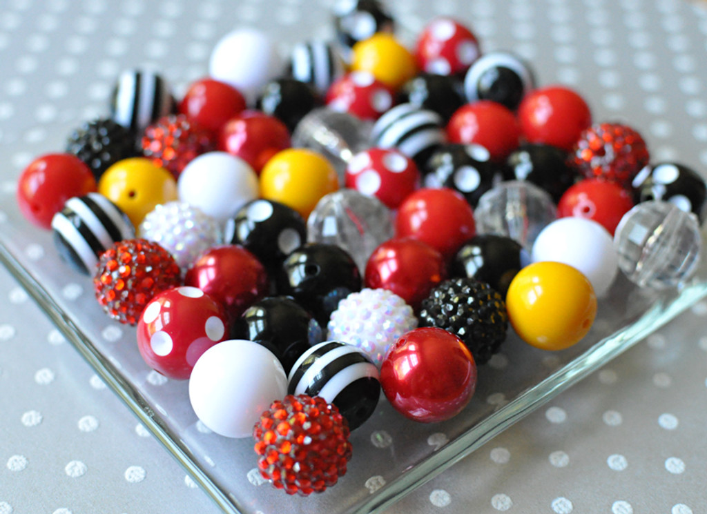 Mouse Cruise chunky bead wholesale kit