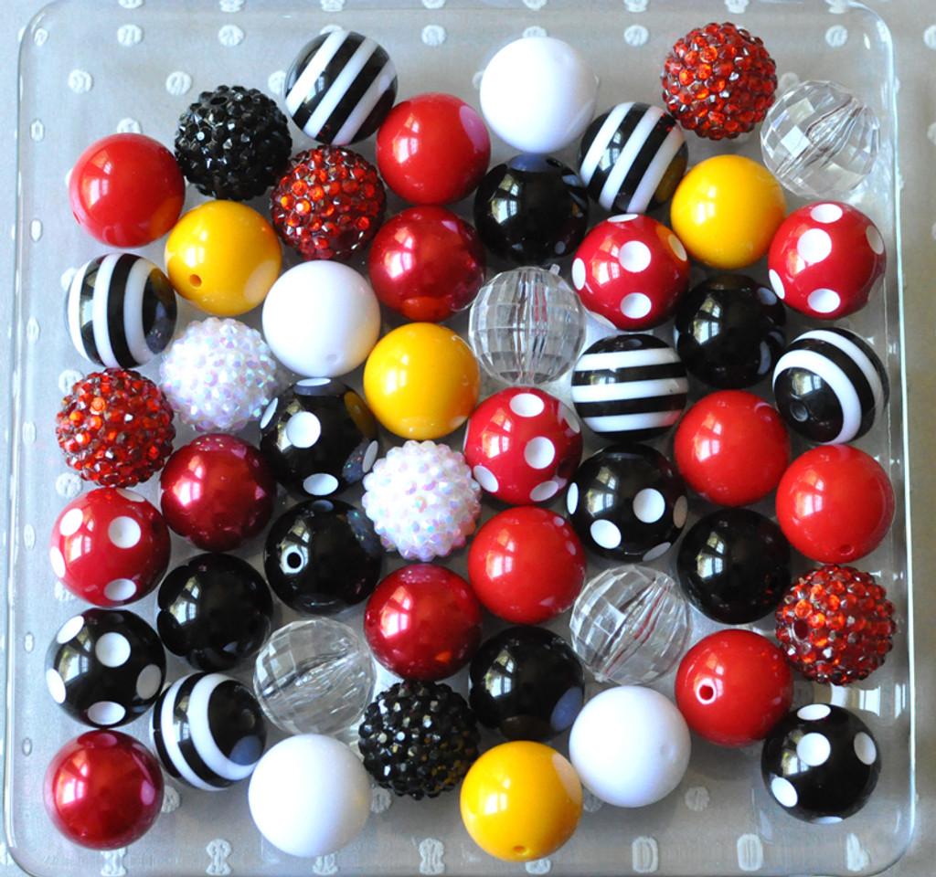 Mouse Cruise bubblegum bead wholesale kit