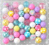 Easter Brights bubblegum bead wholesale kit