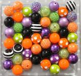 Halloween Party bubblegum bead wholesale kit
